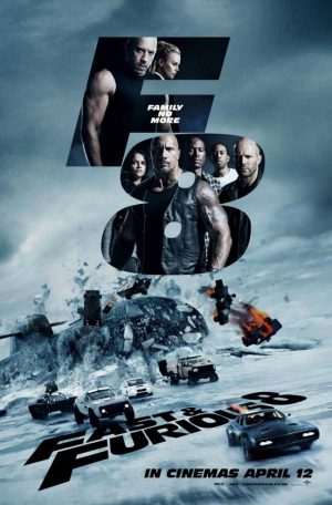 REVIEW: Fast & Furious 8